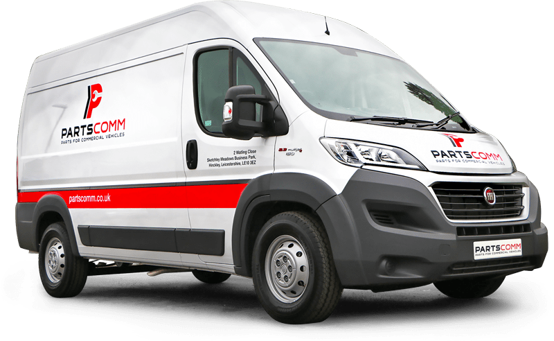 Partscomm Van